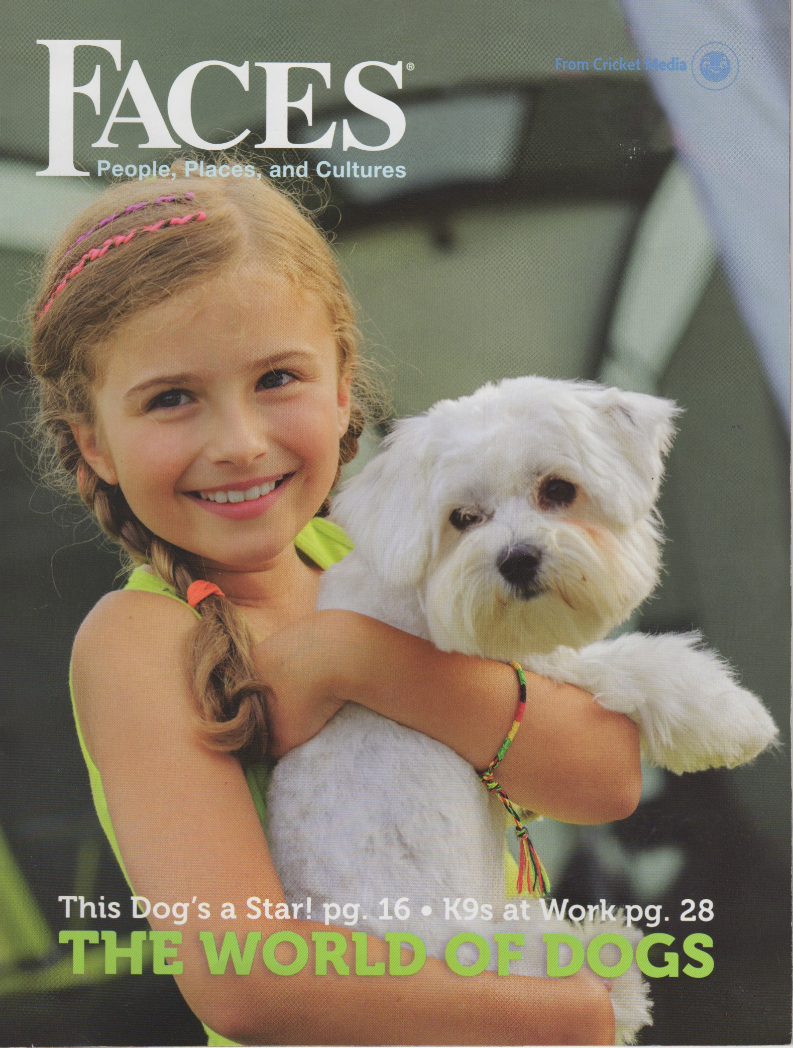 The World Of Dogs, October 2016, FACES Magazine